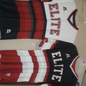 2 Russell ELITE Tshirts